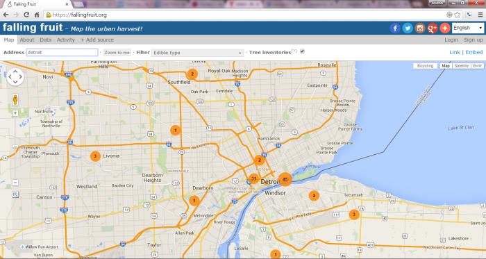 map detroit public fruit trees